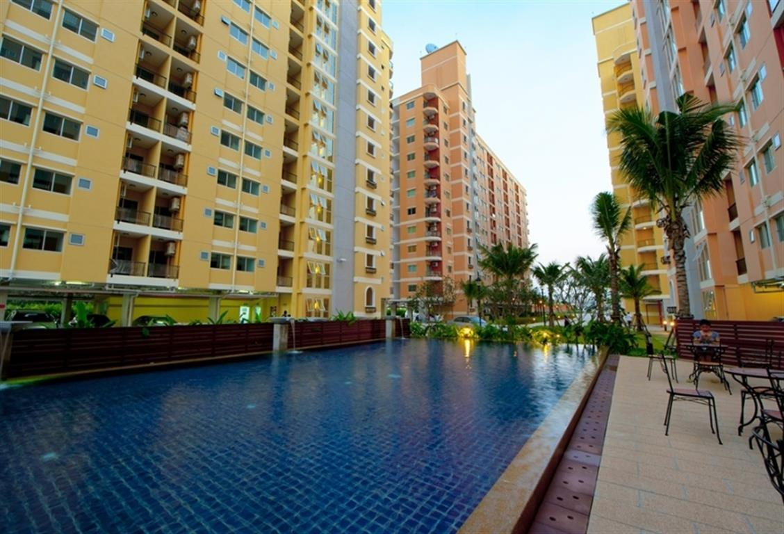 Sukhumvit 105 Fully furnished Swimming pool view
