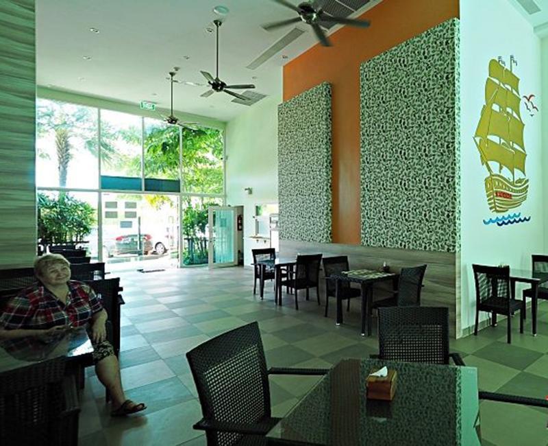 ,Pattaya Beach amazon residance