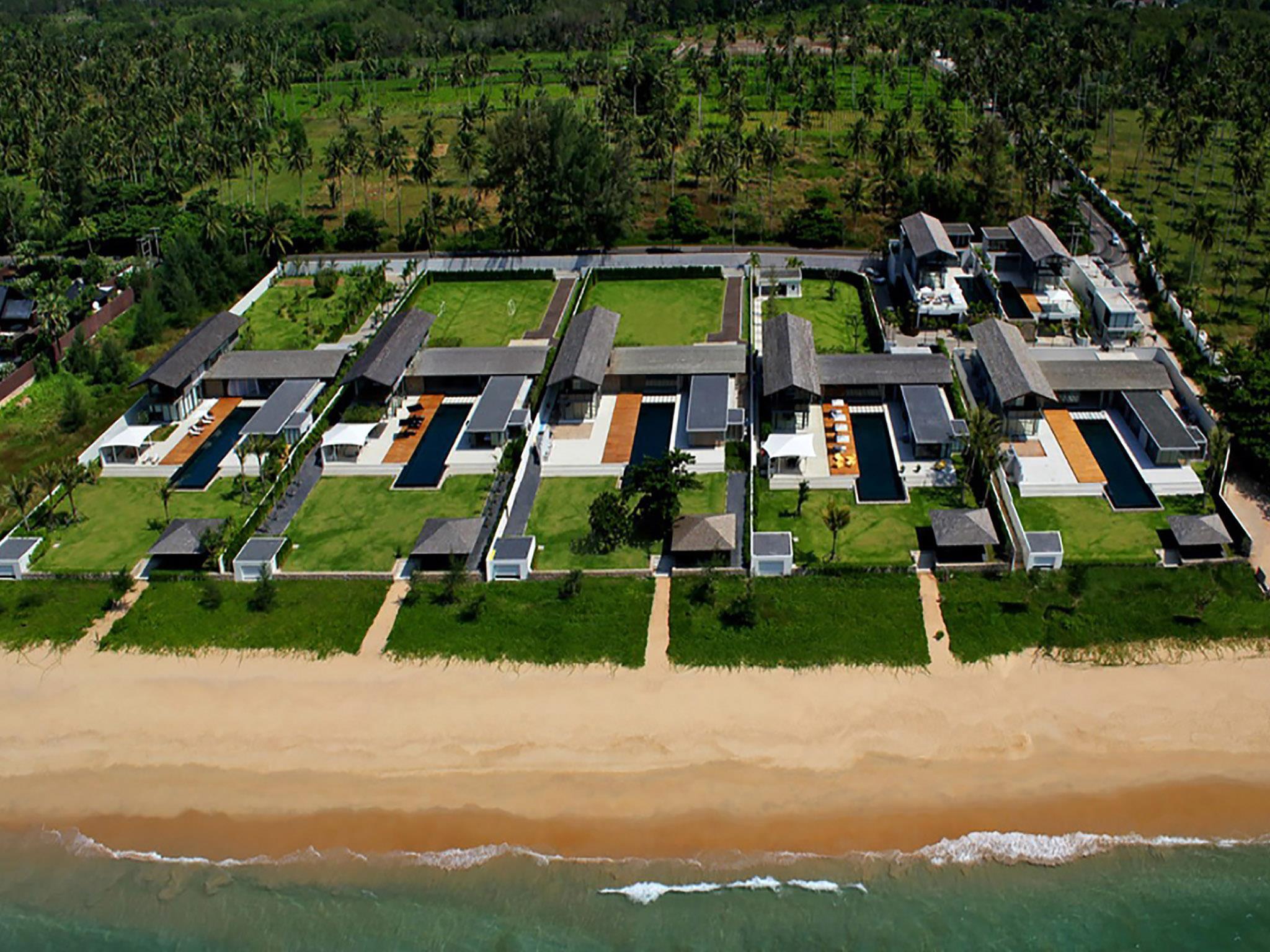 Sava Beach Villas - an elite haven