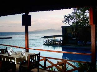 The Natia a Seaside Hotel Bali - Restaurang