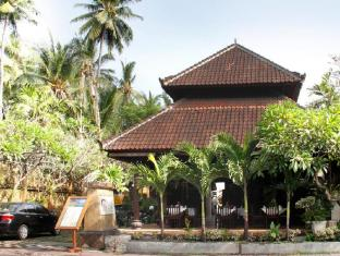 The Natia a Seaside Hotel Bali - Entrance