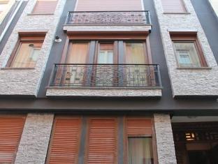 Rosato Suit Istanbul - Hotellet från utsidan
