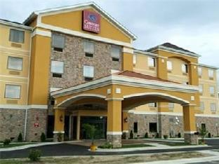 Comfort Suites Hotel in ➦ Elkton (MD) ➦ accepts PayPal