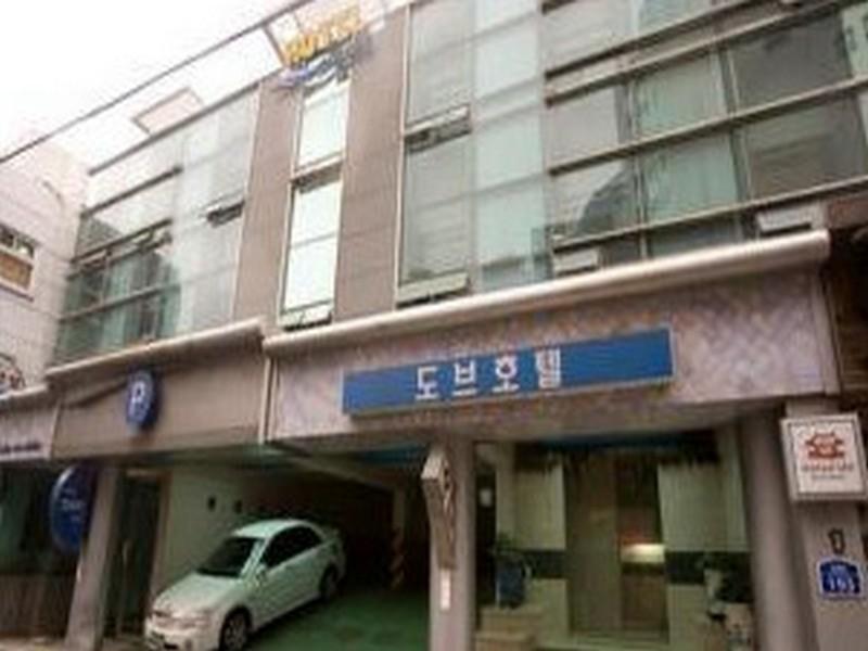 South Korea-굿스테이 도브호텔 (Goodstay Dove Hotel)