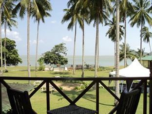 Fishing Bay Resort Mersing - View from Standard Room