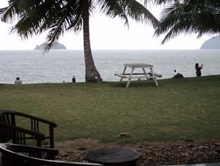 Fishing Bay Resort Mersing - View from Deluxe Room