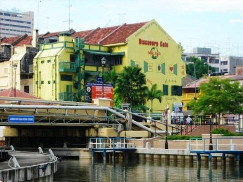 Discovery Cafe & Guesthouse Malacca Malaysia