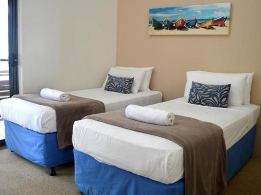 Outrigger Bay Apartments hotel accepts paypal in Byron Bay