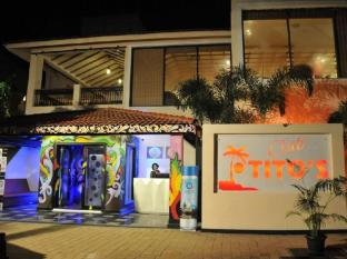 Radisson Blu Resort Goa Cavelossim Beach Goa Selatan - Pub/Ruang Rehat