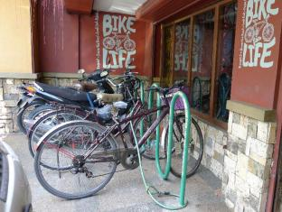 Mayflower Inn Cebu - Bike Rack Parking