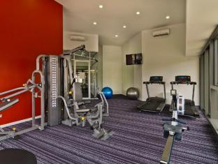 Meriton Serviced Apartments Adelaide Street Brisbane - Gym