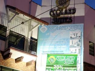Ecoland Suites Davao Stadt - Eingang
