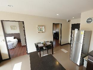 The Tepp Serviced Apartment guestroom junior suite