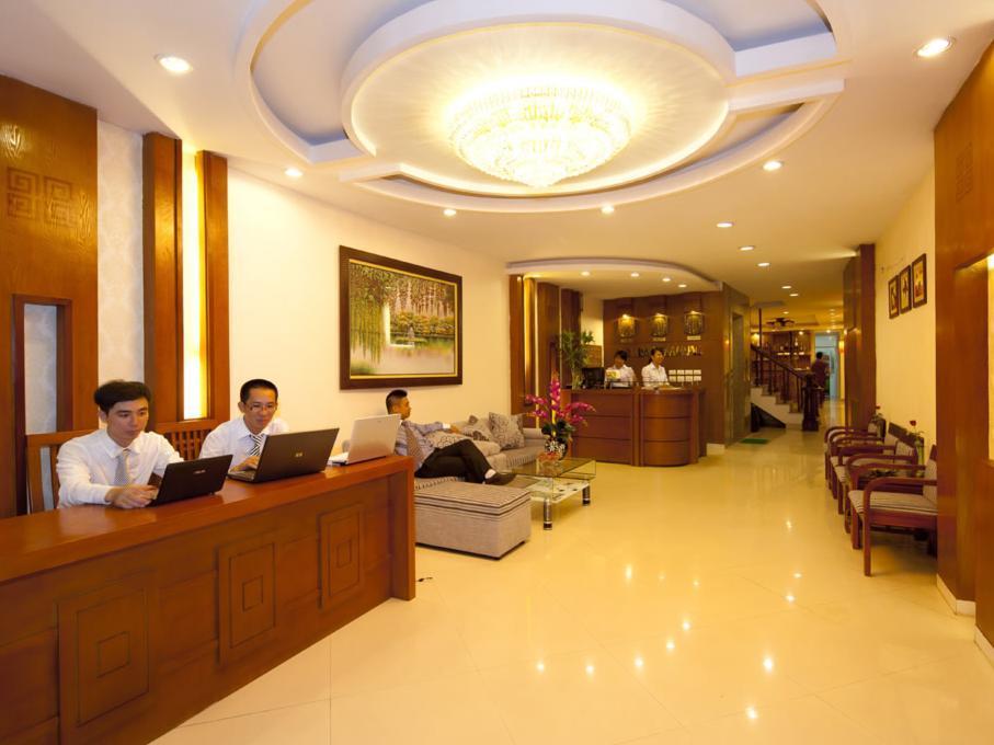 Hanoi Holiday Diamond Hotel - Hanoi