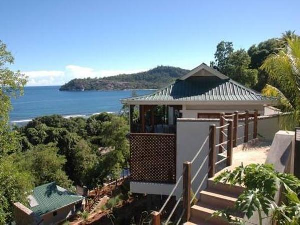 villas de jardin mah island seychelles islands