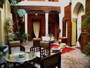Dar Taliwint Hotel Marrakech - Patio