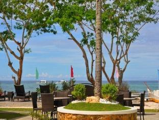 Dive Thru Scuba Resort Panglao Island - Сад