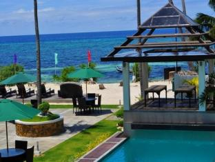 Dive Thru Scuba Resort Bohol - Interior del hotel