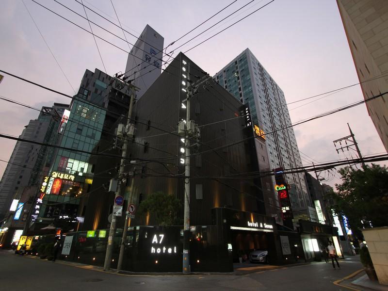 South Korea-호텔 에이 세븐 (Hotel A Seven)