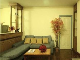 Omni Suites Aparts-Hotel Bangkok - 2 Bedroom Suite <BR> Living Room