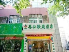 GreenTree Alliance Nanjing Hanzhongmeng Subway Station Hotel, Nanjing