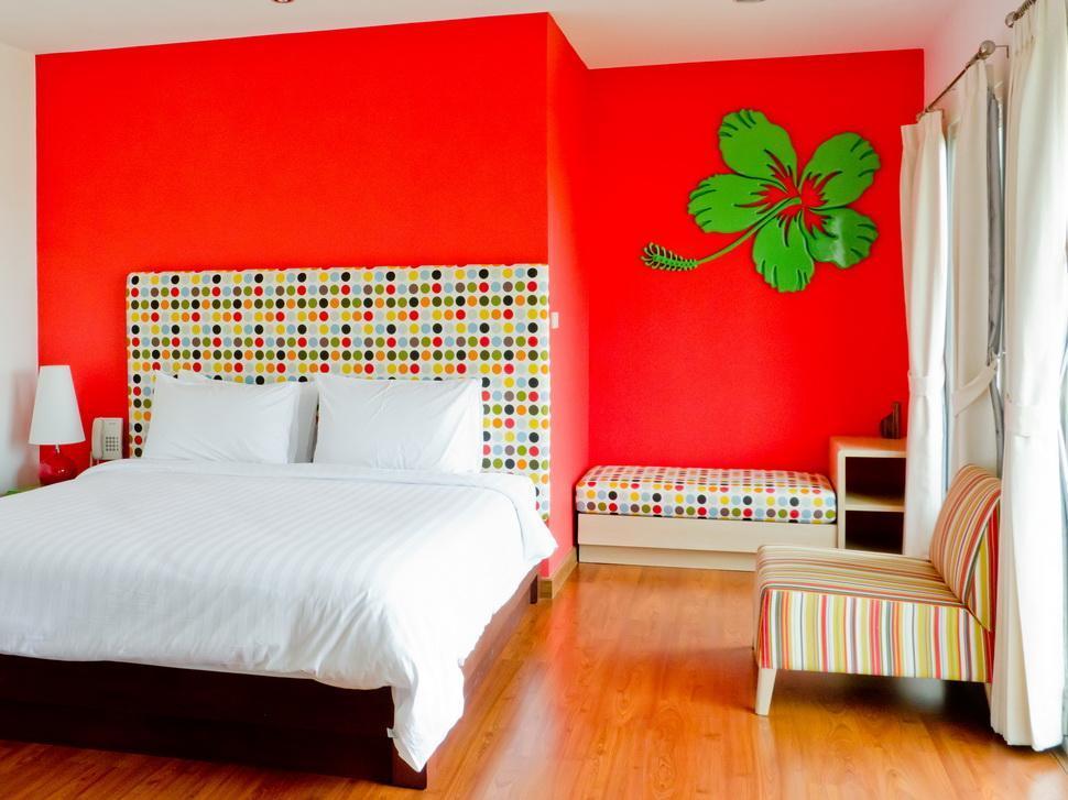 ブサバ バンコク ブティック ホテル8