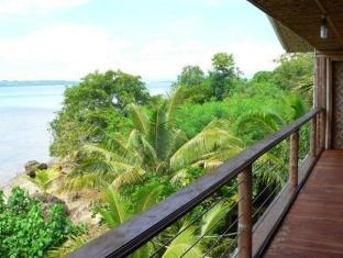Isle of View Beach Resort And Guesthouse Bohol - Balkon/Terrasse