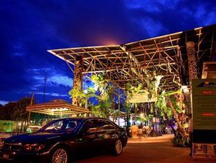 Sinar Serapi Eco Theme Park Resort Kuching - प्रवेश