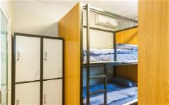 DENGBA HANGZHOU STAY Male 4-Bed Room-1 Bed, Hangzhou
