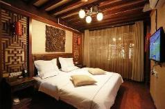 YUNQI INN  Double Bed Private Studio WANGYUE, Lijiang