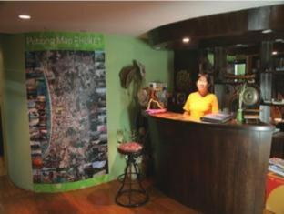 Patong Backpacker Hostel Phuket - Reception