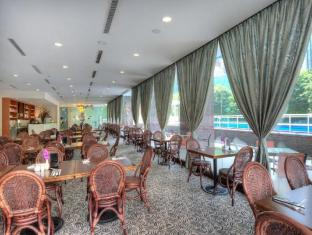 Orchid Hotel Singapore - Restaurang