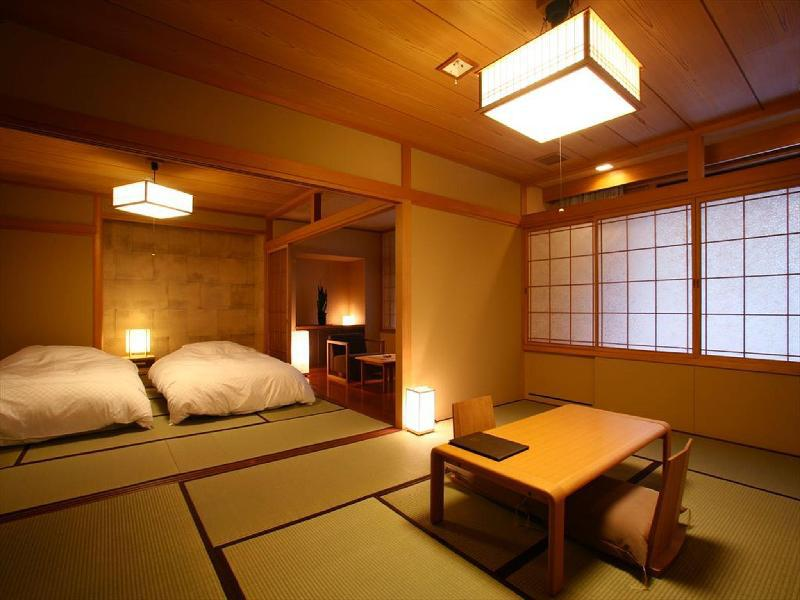Japanese Western Style With Private Hotspring