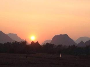 Grandview Guesthouse Vang Vieng - View