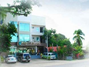 Panda Tea Garden Suites Tagbilaran City - Фасада на хотела