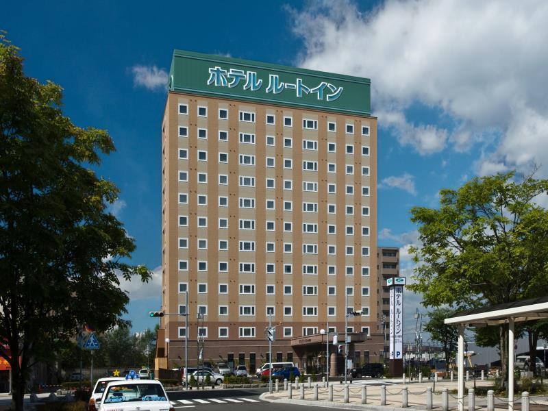 Hotel Route Inn Tomakomai Ekimae 苫小牧站前路宾馆