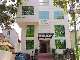 Hotell Compact Lotus Suites  i Bengaluru / Bangalore, India