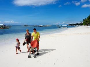 Alona Vida Beach Resort Panglao Island - Strand
