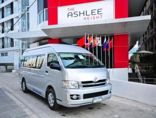 The ASHLEE Heights Patong Hotel & Suites Phuket - Hotel z zewnątrz