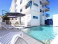 Koola Beach Apartments Bargara Bundaberg - Pool & Spa area for relaxation
