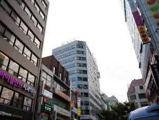 J Hill Hotel Seoul - Hotel Exterior