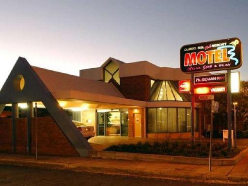 Dubbo RSL Club Motel hotel accepts paypal in Dubbo