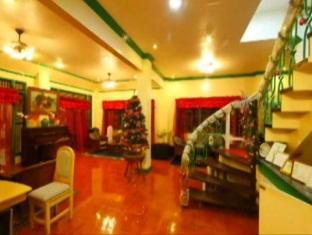 Villa Alzhun Tourist Inn and Restaurant Bohol - Interior del hotel