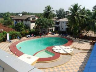 Silver Sands Beach Resort South Goa - Swimming Pool