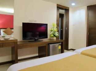 Grand Alpine Hotel Bangkok - Guest Room
