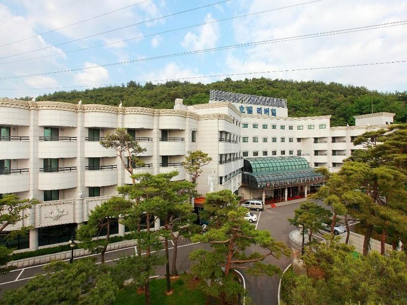 South Korea-리버힐 관광호텔 (Gunsan Riverhill Tourist Hotel)