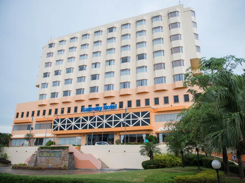 帕尧世外桃源酒店,โรงแรมพะเยา เกทเวย์