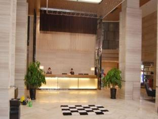 哈爾濱C.本港勞工酒店 哈爾濱 - 接待處