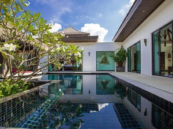 泰国普吉岛阿里塔泳池别墅度假村(Villas Aelita Pool Villa Resort)