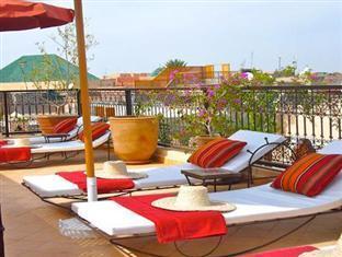 Riad Rabah Sadia Marrakech - Rooftop